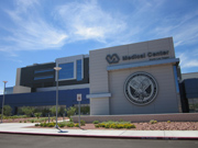 Exterior building of VA Southern Nevada