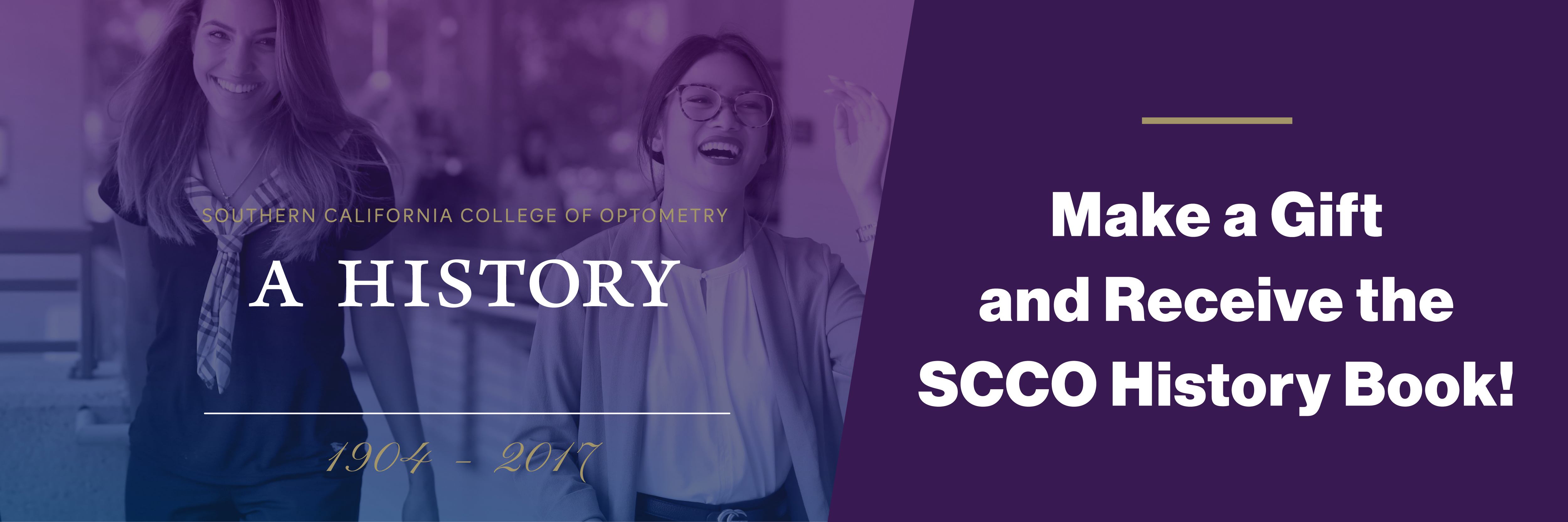 MBKU Give Now and Receive an SCCO History Book for Free