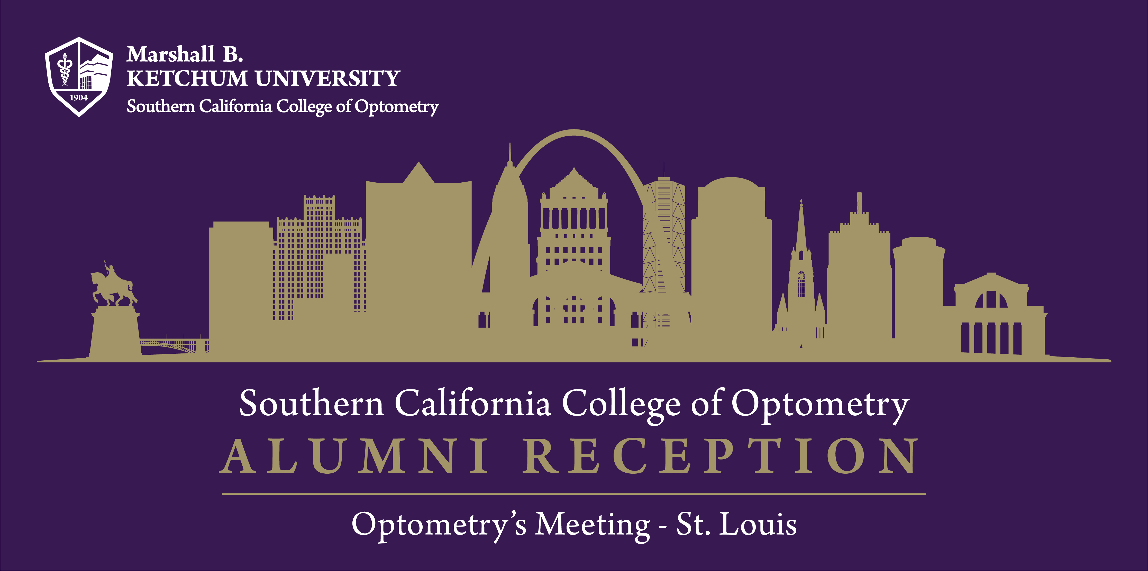 SCCO Alumni Reception at Optometry's Meeting 2019