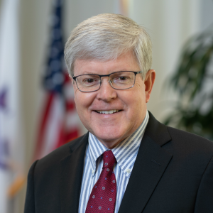 Profile photo of President Kevin L. Alexander