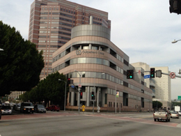 Exterior Building Photo of the VA in Los Angeles